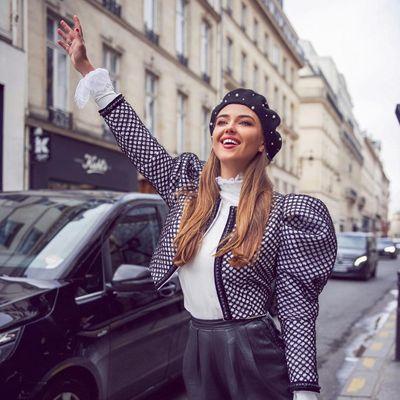 7 Tartan Street Style Looks to Inspire Your Fall Wardrobe ...