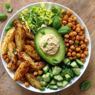 7 Avocado Salad Recipes ...