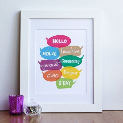 How to Say Hello in 17 Languages from around the World ...