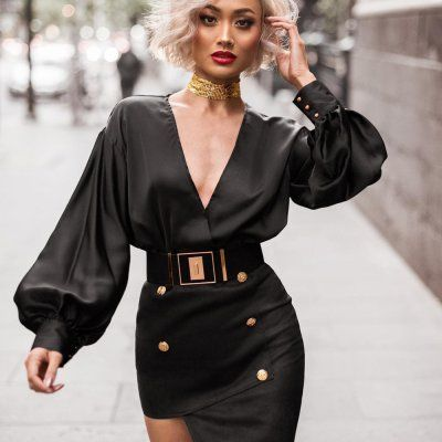 How to Perfect 👌🏼 Your Little Black Dress 🖤 ...