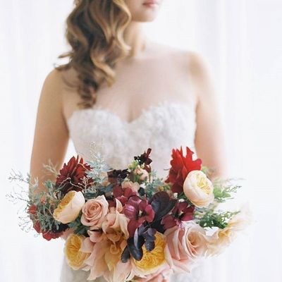 14 of Todays Most Amazing  Wedding Inspo for Ladies Who Dont  Want a Fussy  Wedding ...
