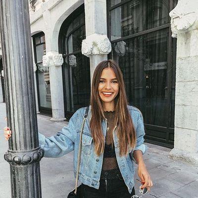 4 Photos of Jessica Szohr in Soho ...