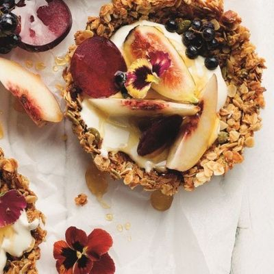 No-Bake Holiday 🎄 Fruit Cake 🍰 Recipe ...