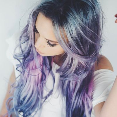 10 Unicorn 🦄 Hair Inspirations 💡 That'll Have You Calling Your Salon 💇🏿💇🏻💇🏽💇🏼 ASAP ...