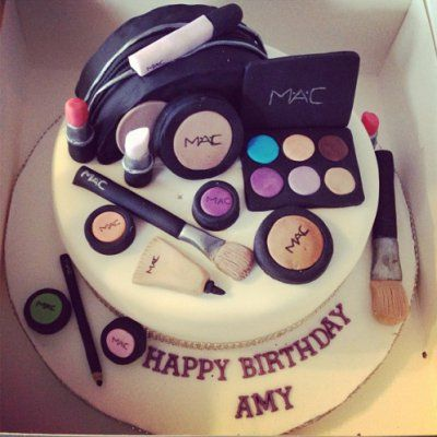 Makeup Cakes from Insta Every Beauty Addict Must See