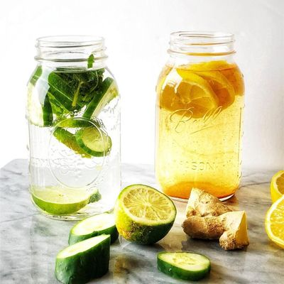 5 Delicious 😋 Detox Waters 💦 for a Healthier 💪 You ...