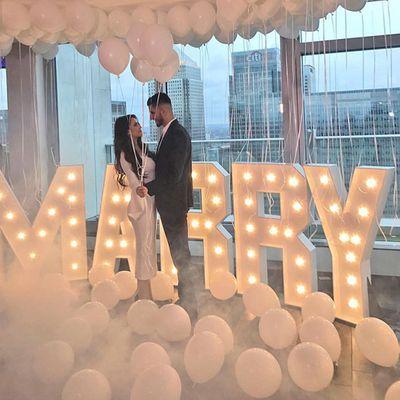 5 Wedding Inspiration Ideas: Cities Full of Life ...