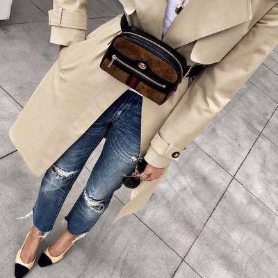 5 Glamorous Beige DKNY Wedges ...