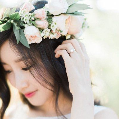 Welcome Spring by Wearing These Flowers in Your Hair 🌺💮 ...