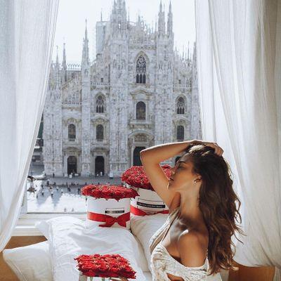 Inspirational Bridal Shoot: City Chic ...