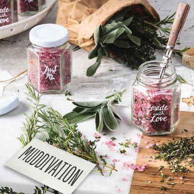How to Make Gourmet Herb Salt ...