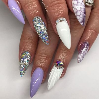 15 of Today's Amazing 👐🏼 Nail Inspo for Girls 👸🏼👸🏻👸🏽👸🏿 with Pretty Hands 👐🏼 ...