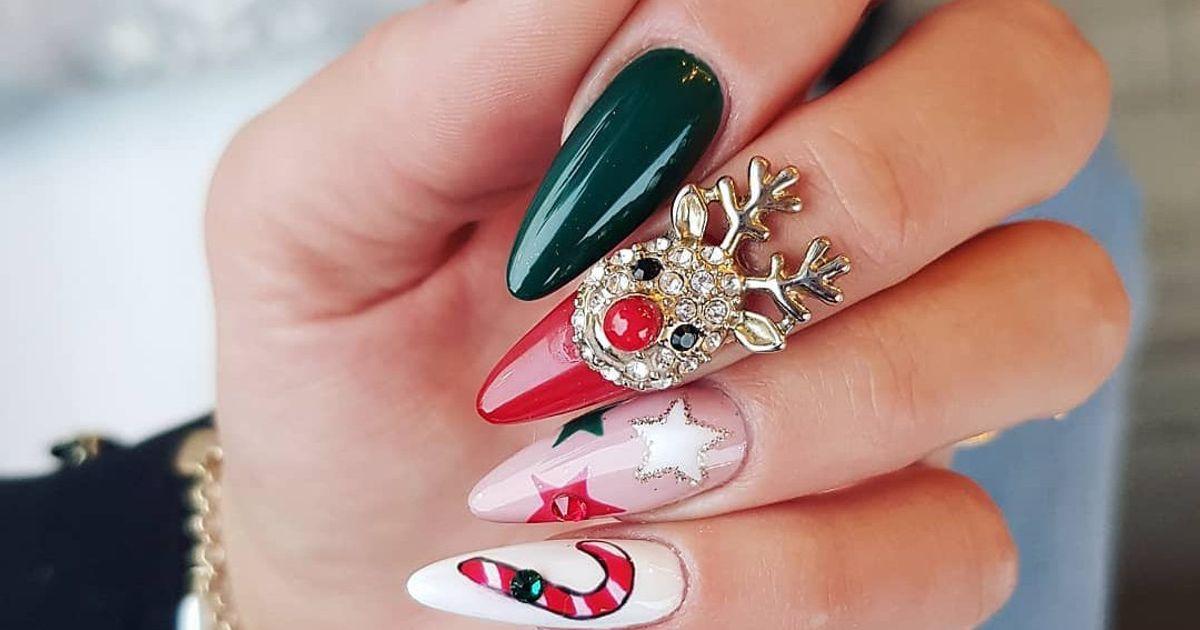 Google | Classy nail art ideas, Jelly nails, Cute acrylic