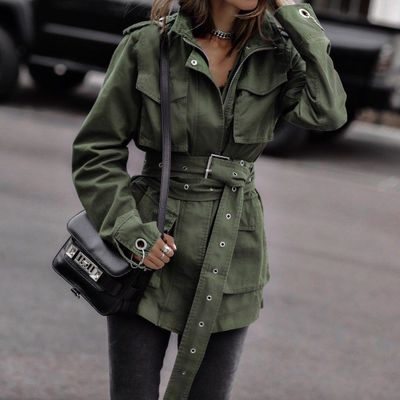 6 Cute Military Themed Jackets ...