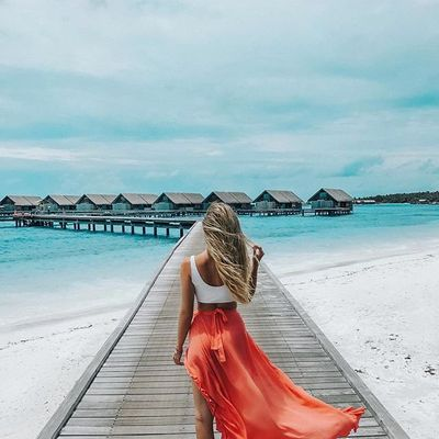 9 Lovely Beach Dresses to Wear This Summer ...