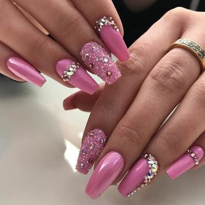 18 of Today's Reliable 👍🏼 Nail Inspo Every Woman 👩🏽👩🏼👩🏻👩🏿 Needs Right Now ⏰ ...