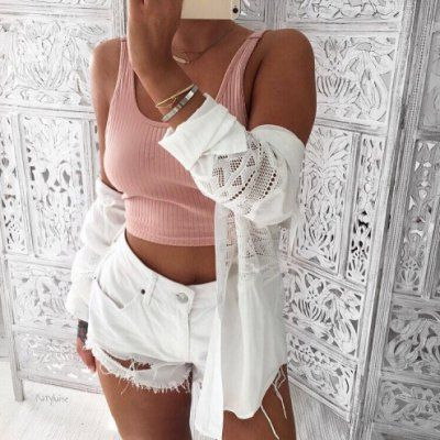 10 Unique Ways to Transform Your Shorts While the Temps Are Still Hot🌡🌞 ...