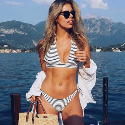 15 Swim and Cover Combos 👘👙 to Have You Looking 👀 Extra Hot 😘 This Season 🏝 ...