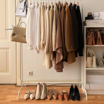 Tidying up with Marie Kondo ...