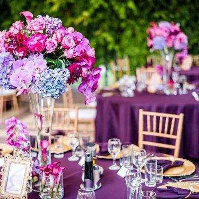 4 Inspiring Ways to Plan a Purple Wedding ...