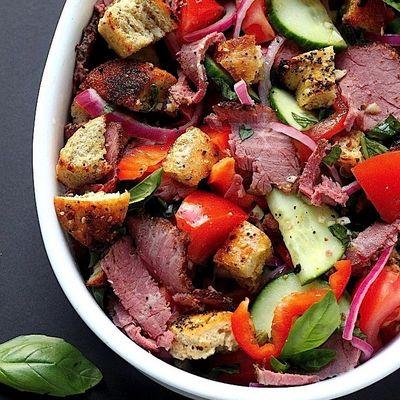 Video 🎞 Recipe for Delicious 🤤 Panzanella 🍞 ...