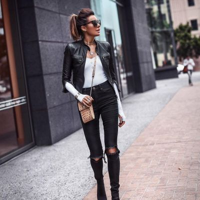 7 Incredibly Stylish Rugged Wedge Booties for Fall ...