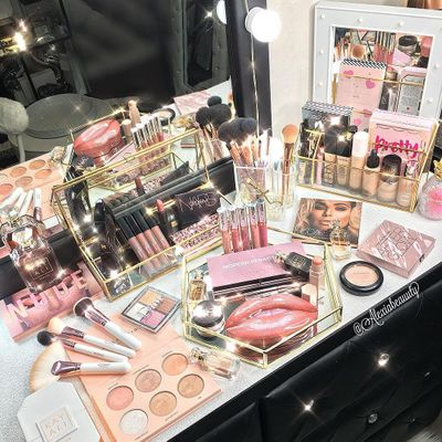 Spring Cleaning Your Beauty Closet!