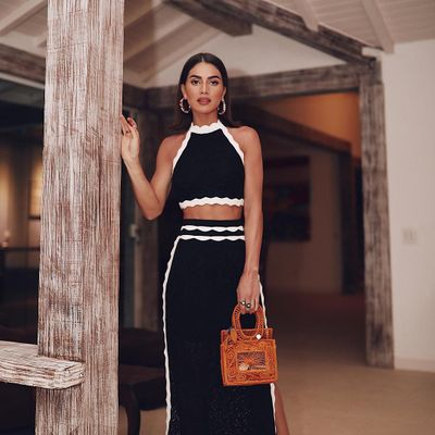 7 Wonderfully New Fashion Trends for Evening Wear ...