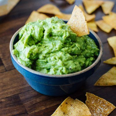 How to Make Guacamole without a Blender ...