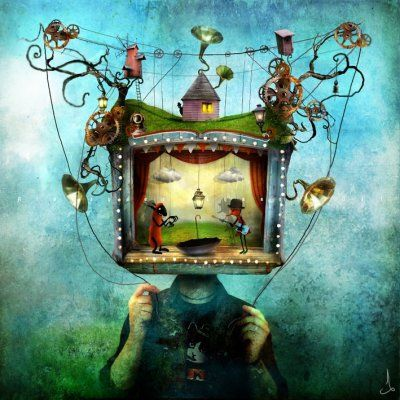 These Fairytale Illustrations Will Blow Your Mind ...
