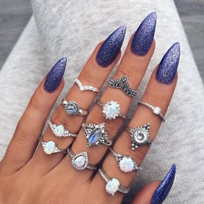 248 Creative 🌀Nail Art 💅🏼 Designs ⚛️ for Girls Looking 👀 to up ⬆️ Their Nail Game ...