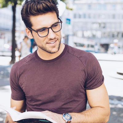 Todays Gratuitous Eye Candy  Reasons to Follow  Hot Dudes Reading  ...