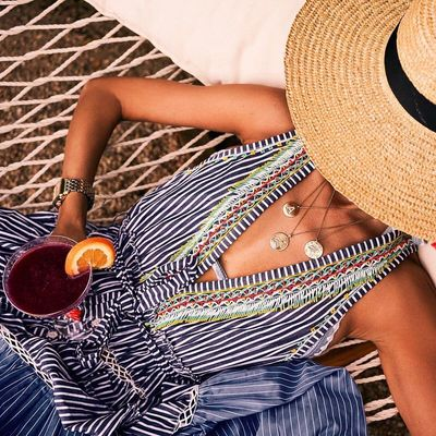 7 Cool Ways to Cover up at the Beach ...