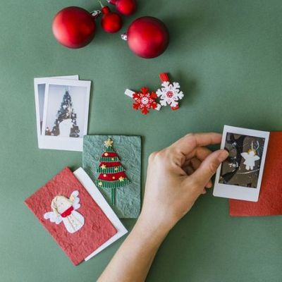Tips for Creating a Christmas Card on Mixbook ...