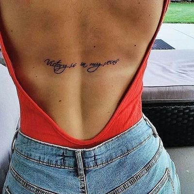 24 Tiny Tattoos  That Are Perfect  for Petite Girls  ...