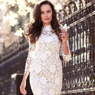 7 Ways to Look Lovely in Lace ...