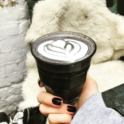 Your Dark Side 🖤 Will Flip 🙃 over the New Goth Latte ☕️ Taking the World 🌎 by Storm ...