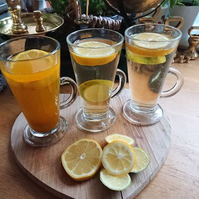 Why Start Every Morning with a Glass of Warm Lemon Water?