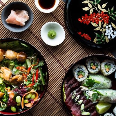 Eat Japanese 🇯🇵 Food 🍽 if You Want 👍 the Best 👏 anti-Ageing 👵🏼 Diet ...