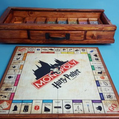 Harry Potter Monopoly Set and 7 Other Gifts Youre Gonna Love  ...