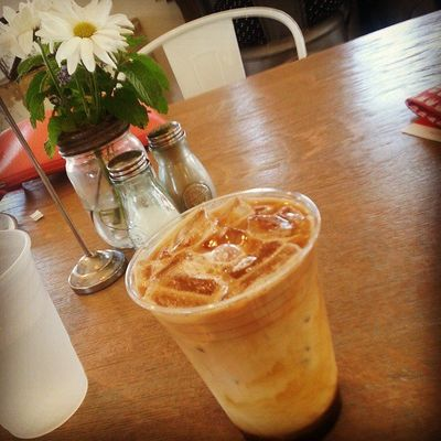 Copycat Starbucks Iced Cinnamon Coffee Recipe for Girls Trying to save Money ...