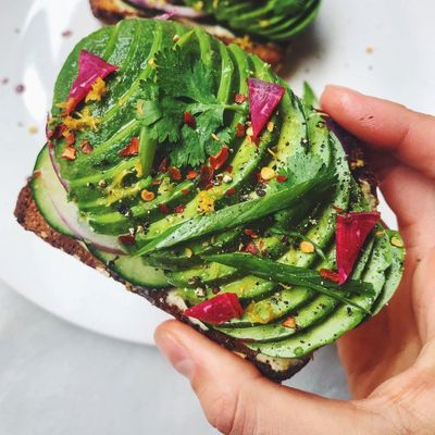 This 👉👇 is Why Avo 🥑 Toast is the Best 👏 Breakfast 😋 ...