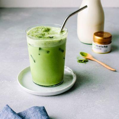 Fruit-Flavored Iced Green Tea Drinks ...
