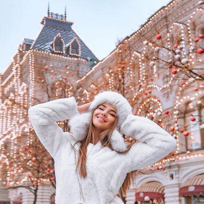 7 Stylish Winter Beauty Looks ...