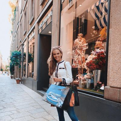 Shopping Abroad: Zara