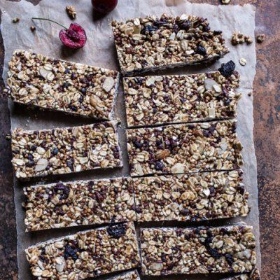 7 Not so Healthy Things about Most Granola Bars ...