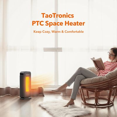 TaoTronics Space Heater is All You Need This Season ...