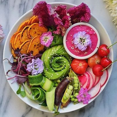 17 Easy 👌🏼 and Delicious 😋 Salads 🥗 for Women Wanting to Lose Weight ⚖️ ...