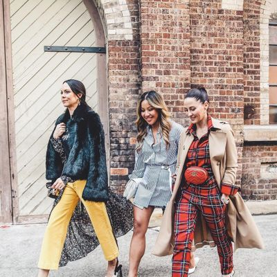 9 Top on-Trend Tartan Buys for Your Fall Wardrobe ...