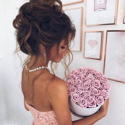 25 Gorgeous 😍 Prom Hairstyles 💆🏻💆🏿💆🏼💆🏽 for Girls with Long Hair 🌟 ...